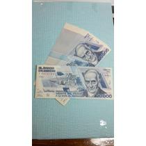 Billete 20,000 Mil Andres Quintana Roo