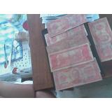 Billetes De $ 100 Uruguay...año 80
