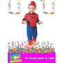 Disfraz De Hombre Araña O Spiderman Bebe Meses Pequemania