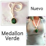 Collar De Gema, Medallones De Piedras