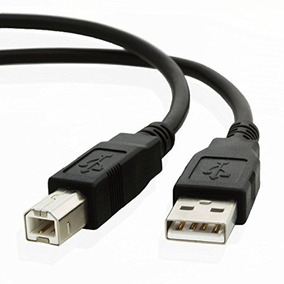 Cable Usb De 25 Pies Para Epson Artisan 1430 Impresora De I