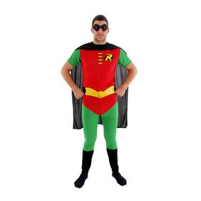 Fantasia Robin Adulto Standard