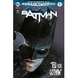Batman Renascimento Panini - Lote - De 1 A 15