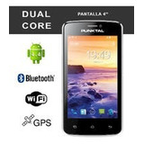 Smartphone Punktal 4 Dual Sim Android 4.4 Pk-st8000 Ff