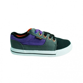Zapatilla New Search Niño Gris - Cool Haas