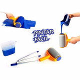 Kit Pintura Para Pintar Parede Casa Facil