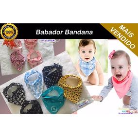 Babador Bandana Preço De Fabrica C/ Regulagem