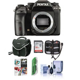 Pentax K-1 Mark Ii Dslr Camera (body Only) - Bundle With 32g