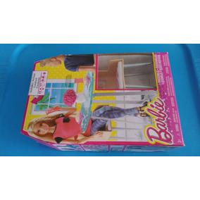 Barbie Set Accesorios De Comedor