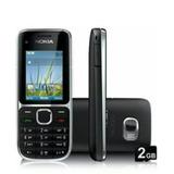 Nokia C2-01 3g Desbloqueado Novo( A Pronta Entrega).