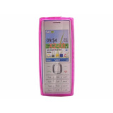 1 Capa Silicone Tpu Celular Nokia X2-00 + Frete Grátis