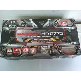 Placa Vídeo Amd Ati Radeon Hd 5770 Gddr-5 128 Bits Pcie Dx11