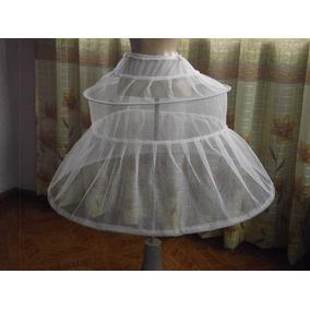 Crinolina Para Vestido De Xv 15 Años O Novia De Aro