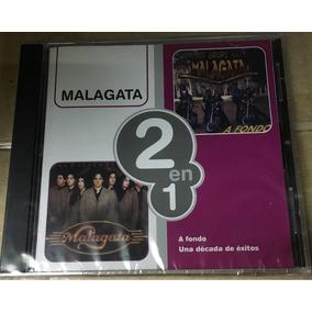 Cd Malagata 2en 1 Nuevo Sellado De Fábrica