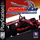 Ps1 - Formula Indy - Newmanhaas Racing - Patch