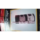 Compresor De Anillos De Pistón Ampro T70091 Diesel