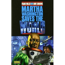 Martha Washington Saves The World (cómic Usa) F Envío Gratis