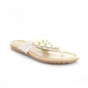 Sandalia Para Mujer Divina 1706-031923 Color Blanco