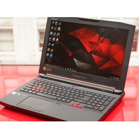 Notebook Gamer Acer Predator G9-593 I7 512ssd 1tb 32gb 1070