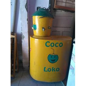 Carrinho De Coco Gelado