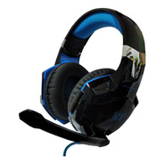 Audifonos Diadema Gamer G2000  Kotion  Con Microfono, Usb