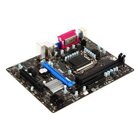 Mother Intel 1155 Msi H61m P32/w8 Excelente Estado