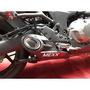 Ponteira Escap Esportivo Versys 1000 Taylor Made Mex Cod.167