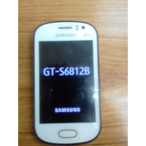 Samsung Fame Gt-s6812b Duos
