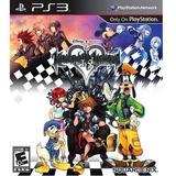 Kingdom Hearts Hd Remix Ps3 W1