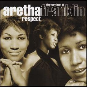 2 Cd Aretha Franklin Respect The Very Best Of Nuevo Original