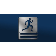 Medallero Running Man Porta Medallas Personalizado Gratis