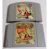 Mario Party 1 Nintendo N64 Cartucho Original