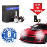 Kit Luces Led Cree H4 Peugeot 205 405 504 505 16.000 Promo