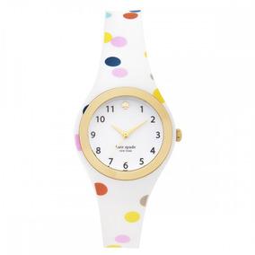Reloj Kate Spade Rumsey Confetti Dot Original Con Estuche