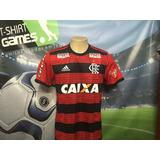 Camisa Do Flamengo Autografo Do no Mercado Livre Brasil 0aa546ec03e92
