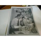 Poster/foto Peron Y Evita - 30 X48 - Lam A
