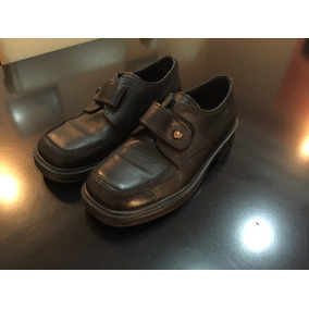 Zapatos De Cuero Ferli Niños