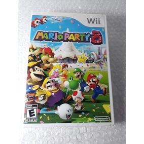 Jogo Super Mario Party 8 Wii Nintendo Original Confira!!!