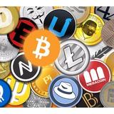 Queres Invertir? Criptomonedas Bitcoin, Ether Litecoin Y Mas