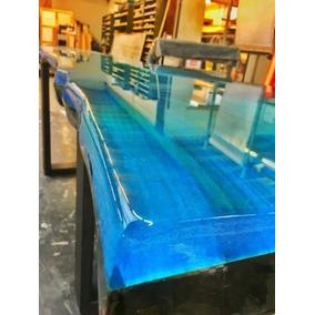 10kg Vidrio Liquido Resina Cristal Premium