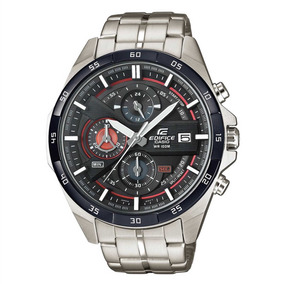 Relógio Casio Edifice Masculino Cronógrafo Analógico Efr-556