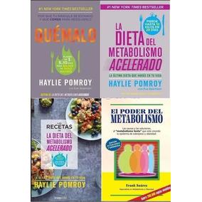 La Dieta Del Metabolismo Acelerado + Obsequio En Digital