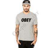 Camiseta Camisa Obey - A Melhor Do Mercado Alta Qualidade