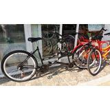 Bicicleta Tandem Dois Lugares Venha Conferir Essa Promoção!!
