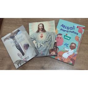 Paquete Misal Anual 2018 - Misal Niños 2018 + Lib. Oraciones