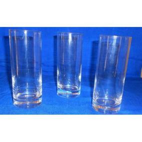Vasos De Lujo Cristal Templado Paq. De 400 Pzas Vbf