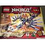 Juguete Lego Ninjago Limited Edition Set #2521 Lightning Dr