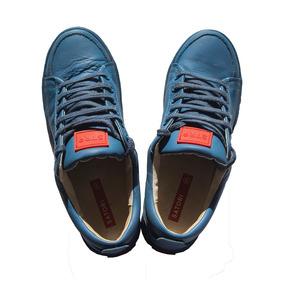 Zapatillas De Cuero Satori. Zapato. Calzado Hombre. Mujer.