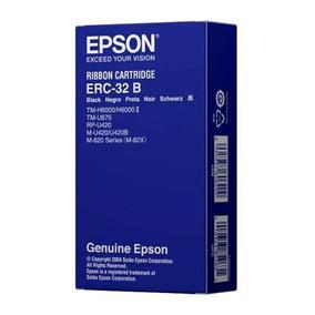 Cinta Epson Erc32b Tmu675/tmh600c