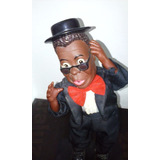 Muñeco The Jazzman, Excelente Estado. Ideal Coleccionistas.